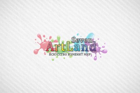 Sevenartland.ru: логотип