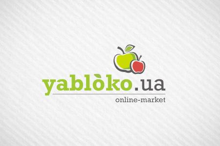 Yabloko.ua: логотип