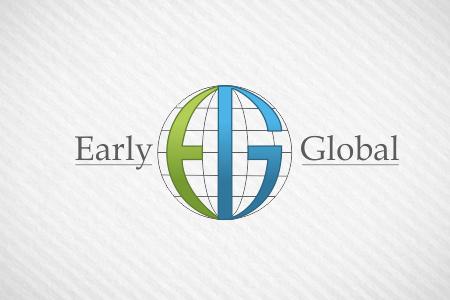 Early Gloabal: логотип