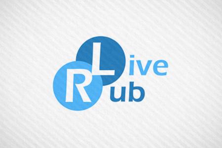 LiveRub: логотип