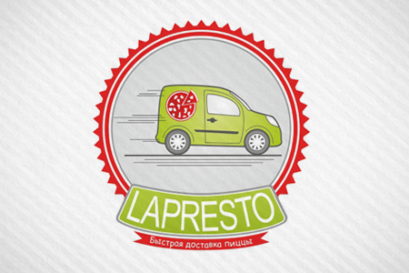 Lapresto: логотип