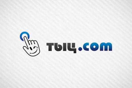 Тыц.com: логотип