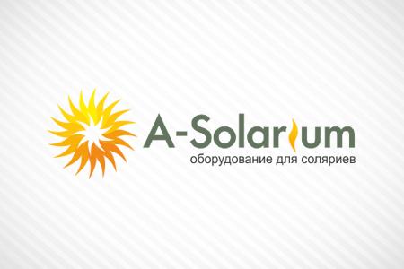 A-Solarium: логотип