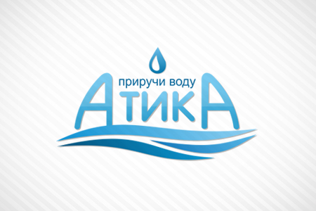 Атика: логотип
