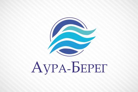 Аура-Берег: логотип