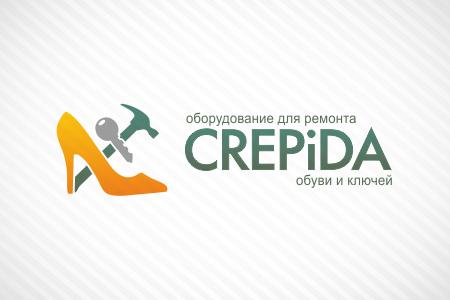 Crepida: логотип