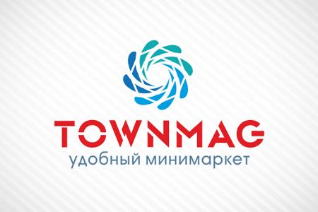 TownMag: логотип