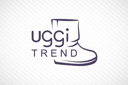 UggiTrend: логотип